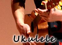 ウクレレ(Ukulele)クラス